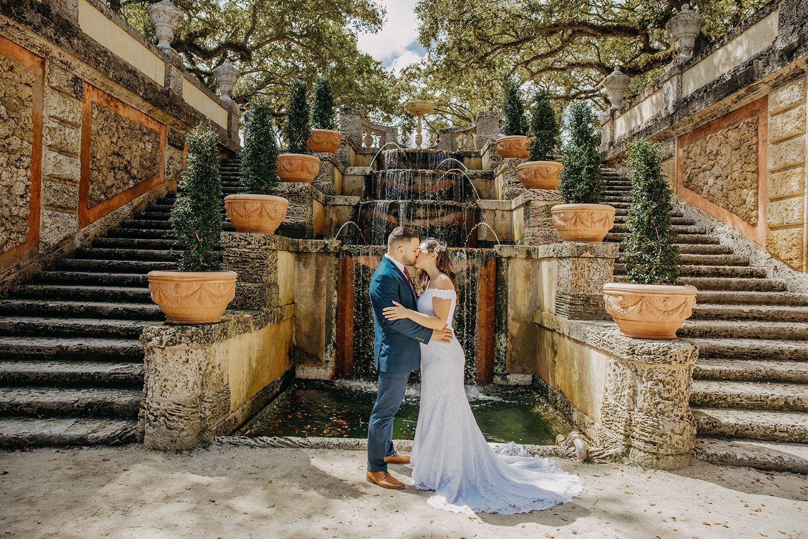 viscaya wedding photos
