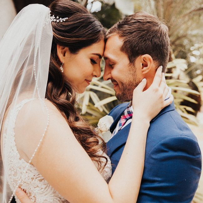Veronica+Eric Wedding