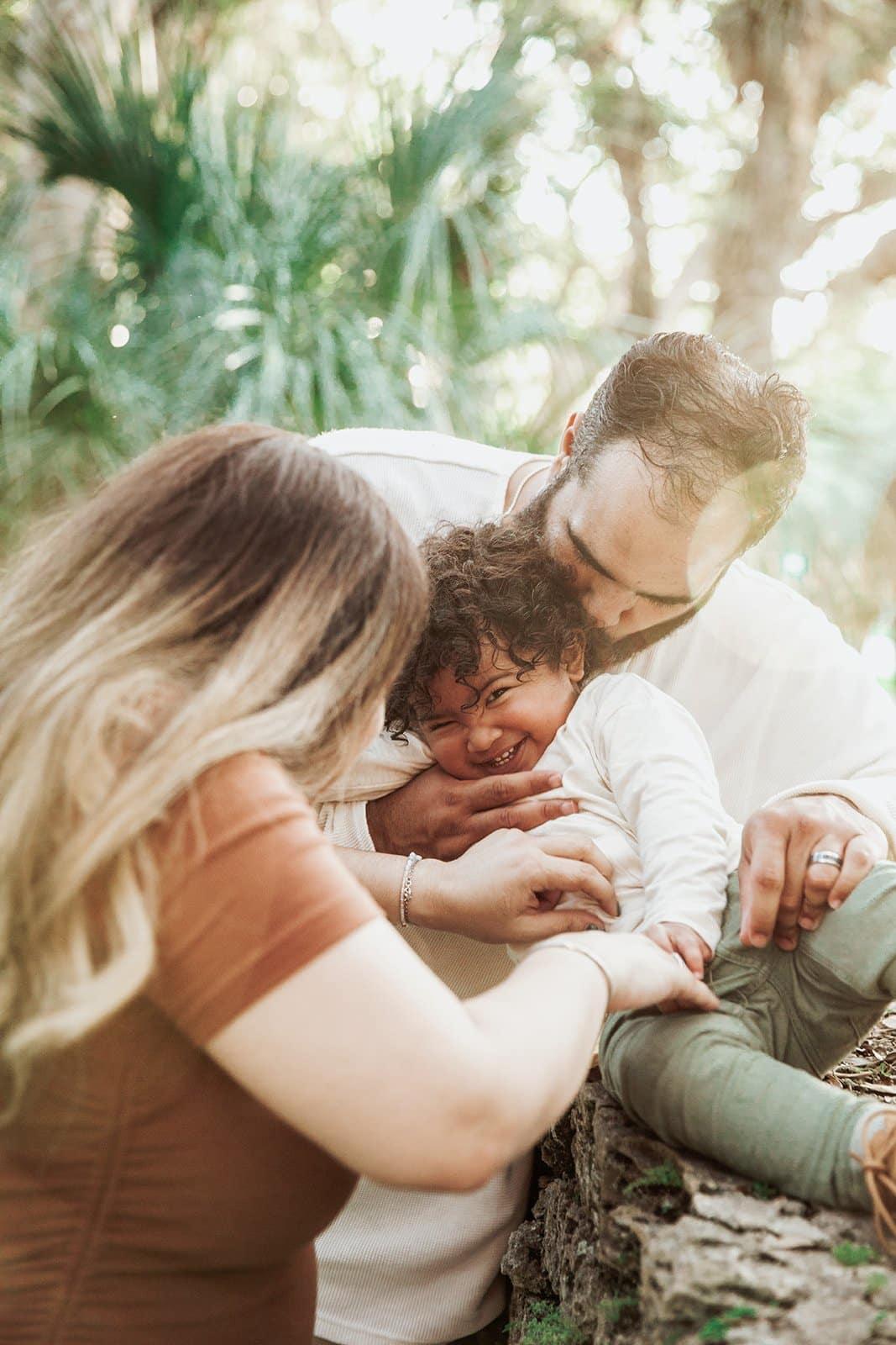 Genie+Jose Family Photo Session