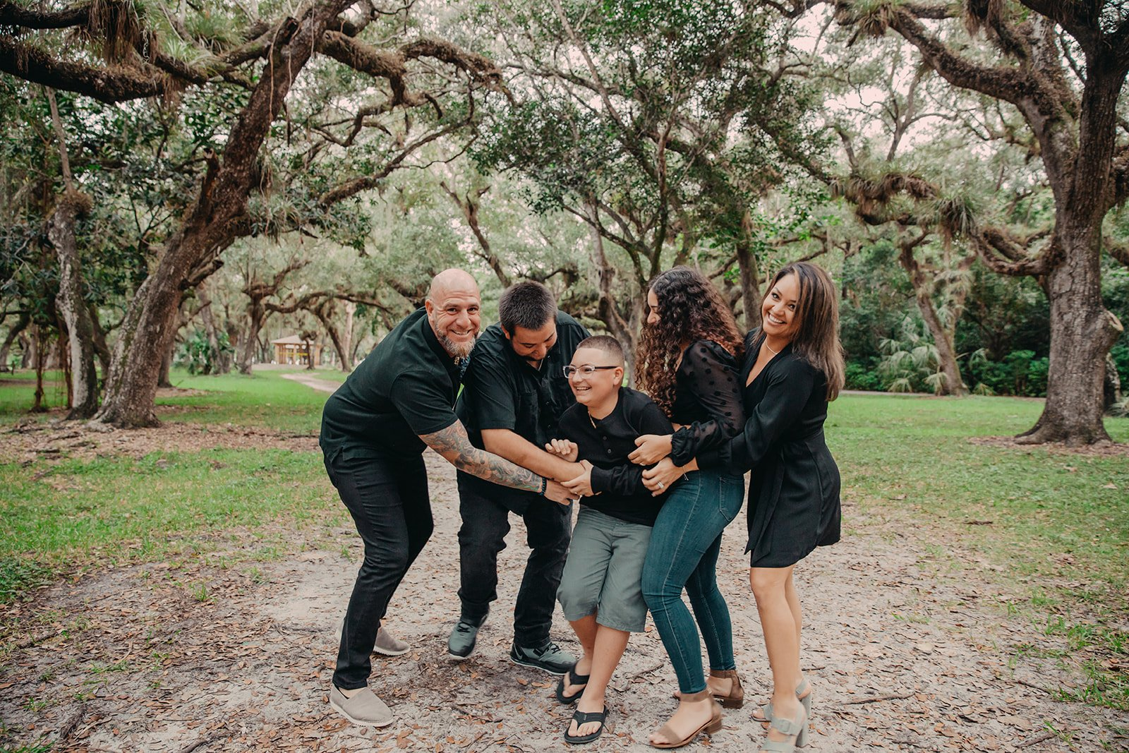 Jennifer+Ryan Family