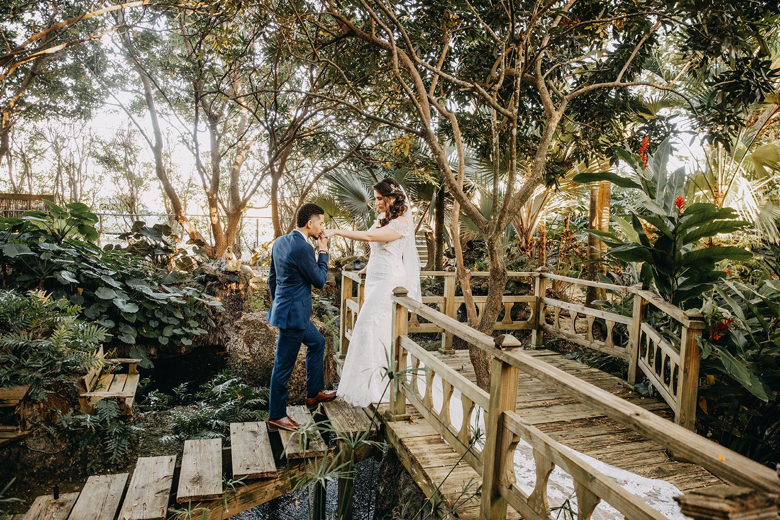 redland Koi Gardens miami weddings