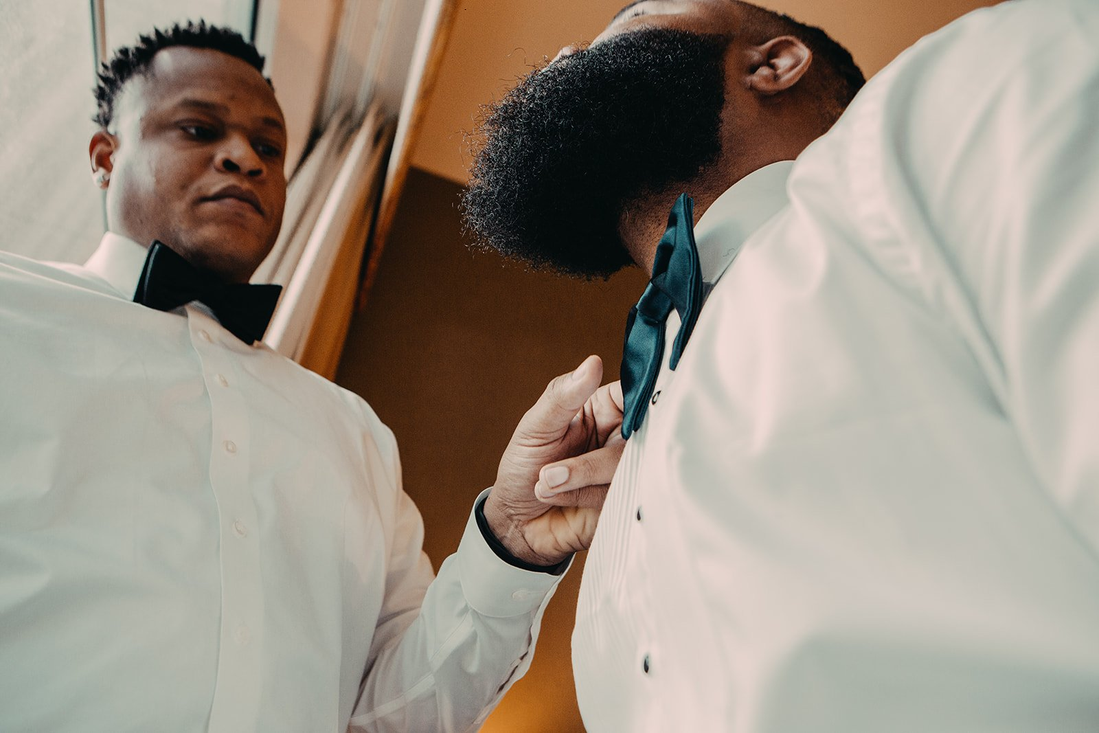 black wedding photographers